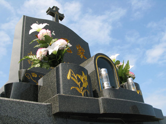 キリスト教のお墓
