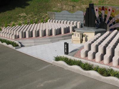 当園が責任をもって永代管理する永代供養墓