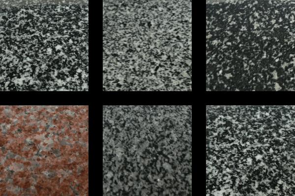 石種(石の色)